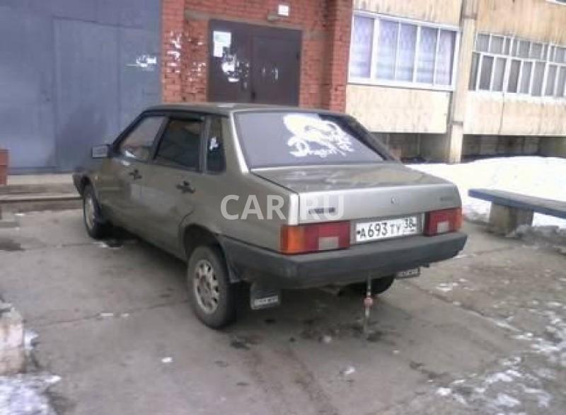 Лада 21099, Братск