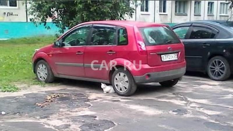 Ford Fiesta, Архангельск