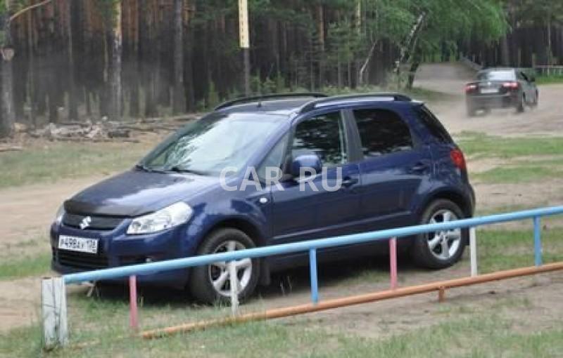 Suzuki SX4, Ангарск