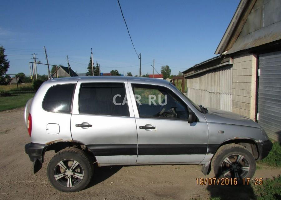 Chevrolet Niva, Арзамас