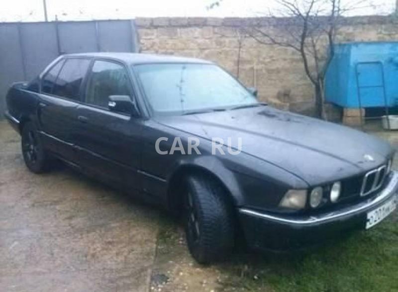 BMW 7-series, Белогорск