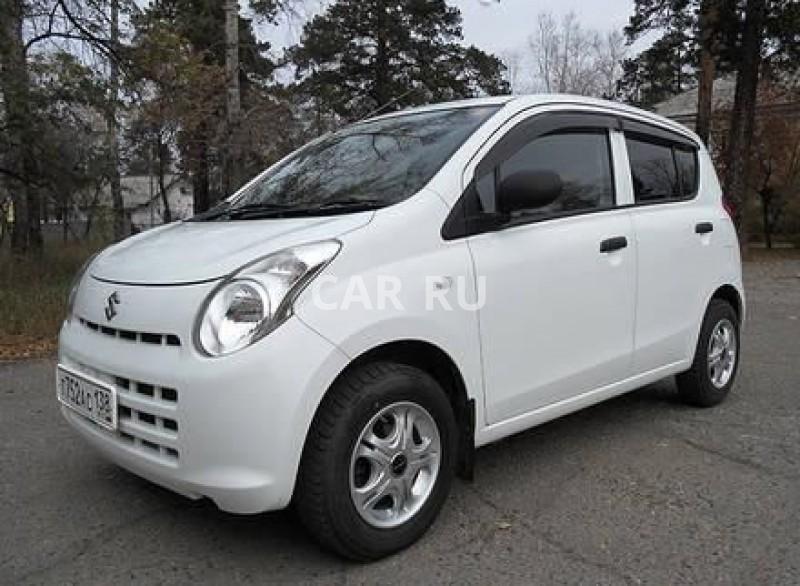 Suzuki Alto, Ангарск
