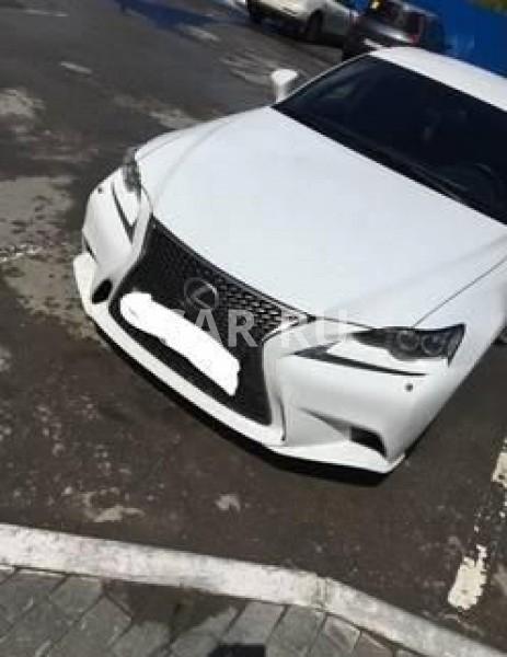 Lexus IS, Барнаул