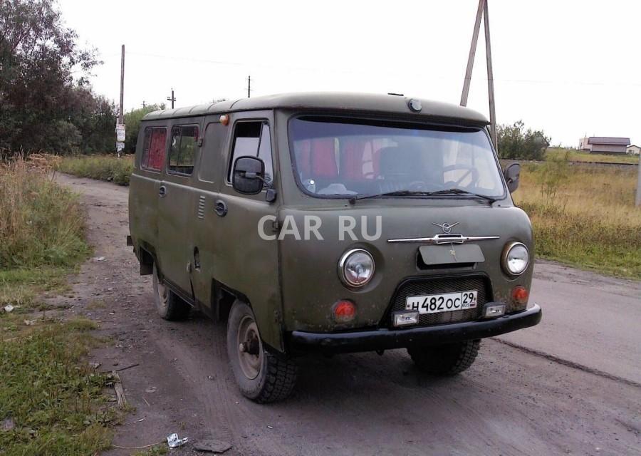 Уаз 390995, Архангельск