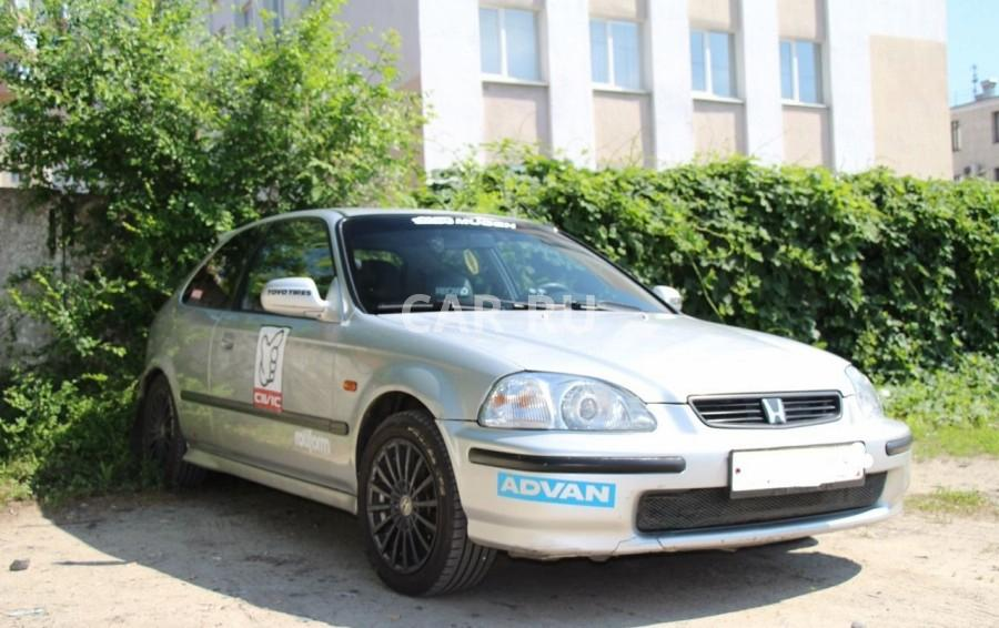 Honda Civic, Белгород