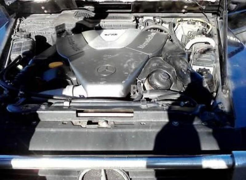 Mercedes G-Class, Ачинск