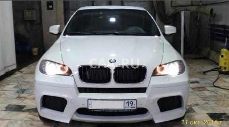 BMW X6, Абакан