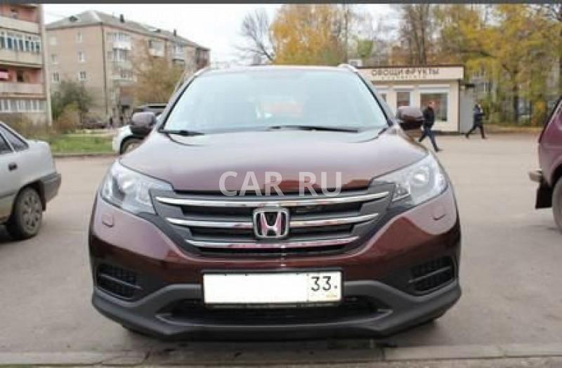 Honda CR-V, Александров