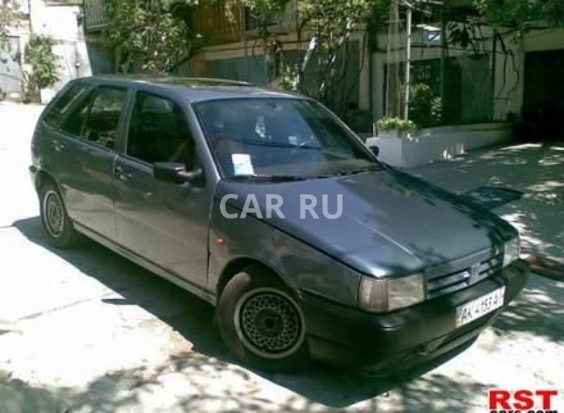 Fiat Tipo, Алушта