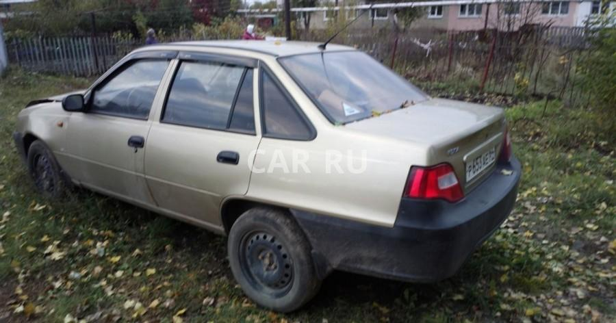 Daewoo Nexia, Балашов