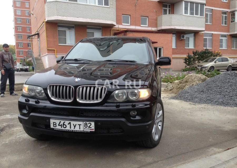 BMW X5, Батайск