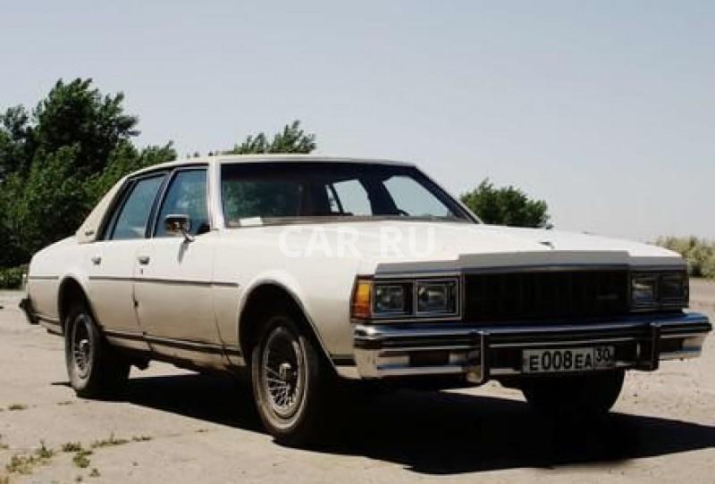 Chevrolet Caprice, Астрахань