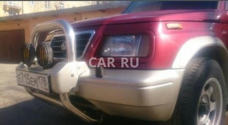 Mazda Proceed Levante, Ангарск