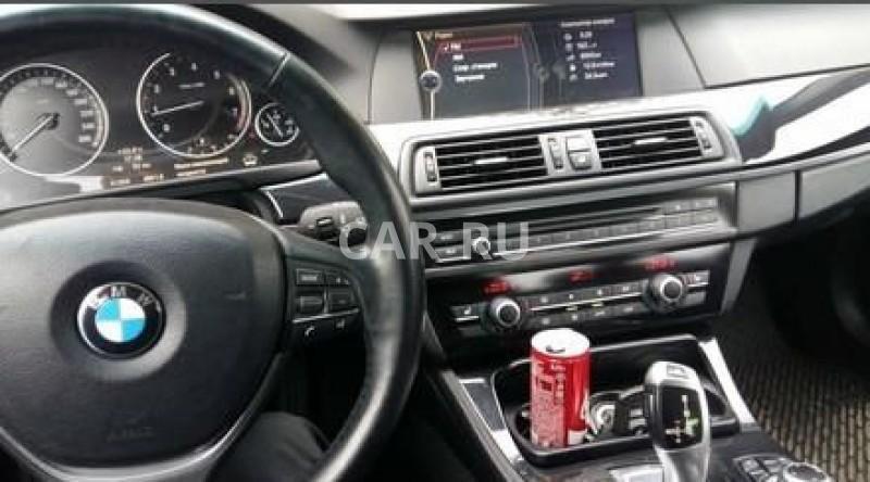 BMW 5-series, Афипский