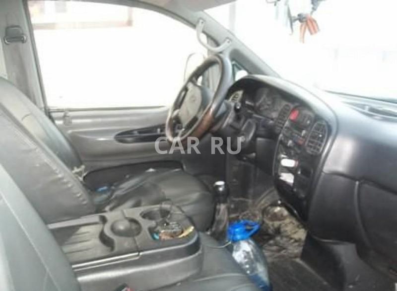 Hyundai Starex, Артёмовский