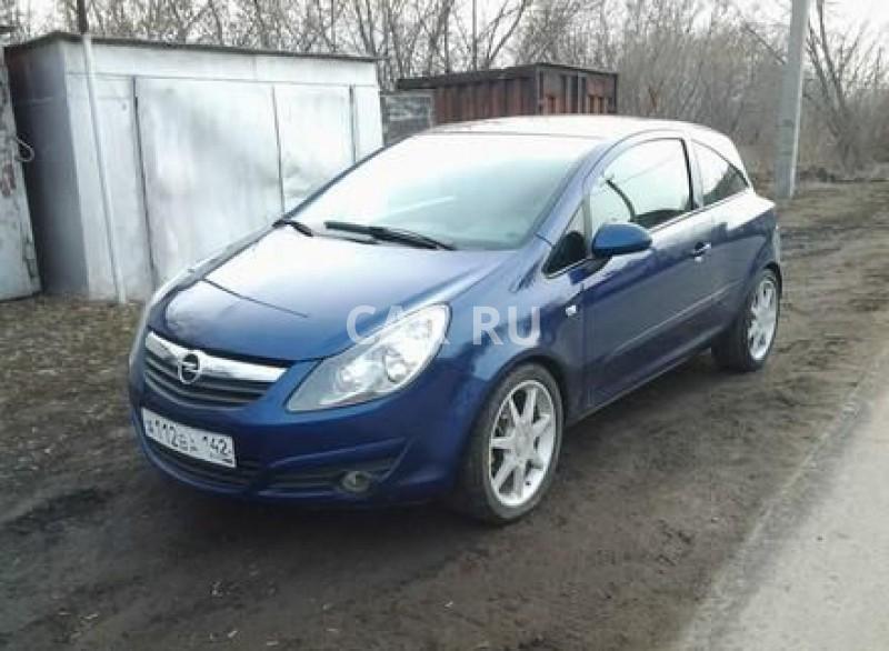 Opel Corsa, Белово