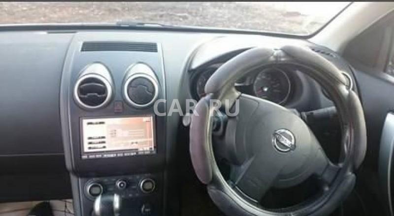 Nissan Dualis, Артём