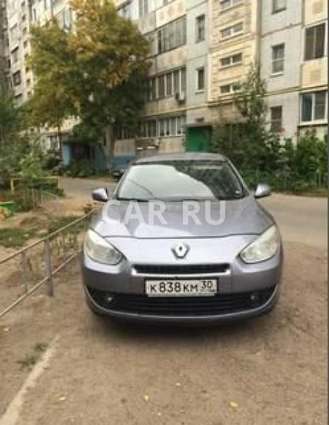 Renault Fluence, Астрахань
