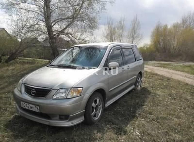 Mazda MPV, Абакан