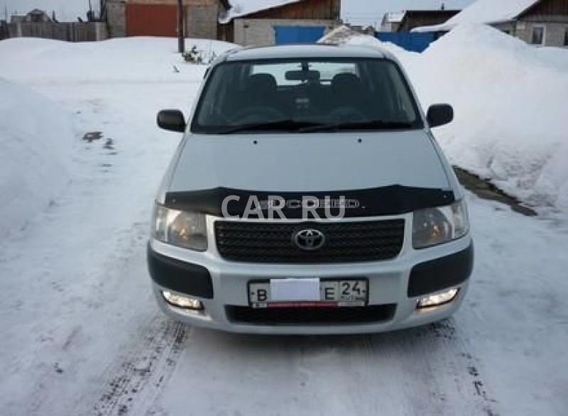 Toyota Succeed, Ачинск