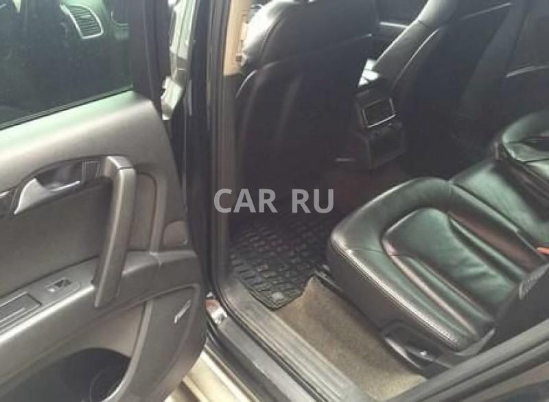 Audi Q7, Абакан