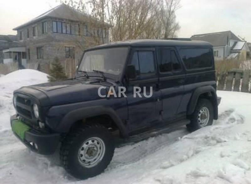 Уаз 3153, Ачинск
