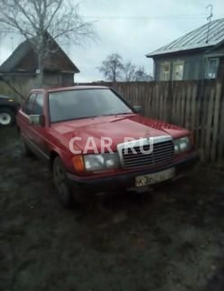Mercedes 190, Барнаул