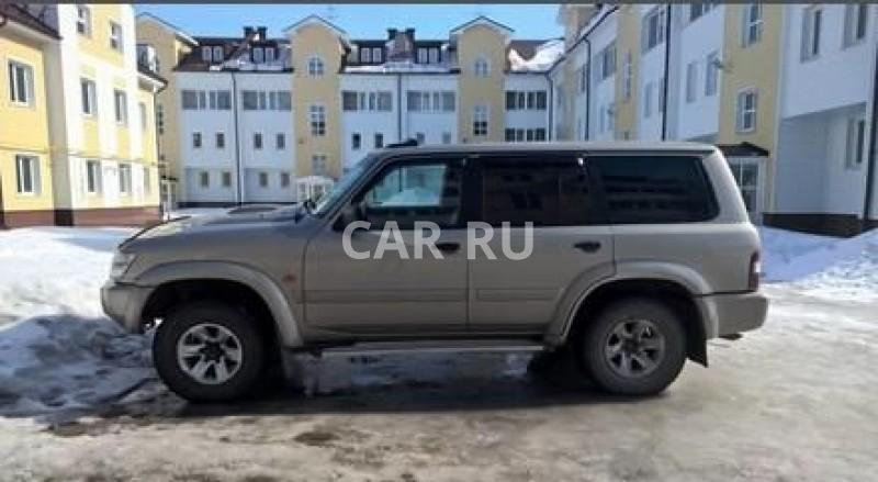 Nissan Patrol, Барнаул