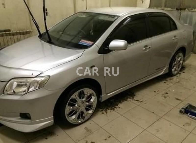 Toyota Corolla Axio, Арсеньев