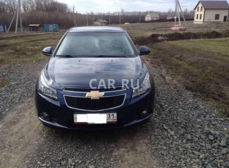 Chevrolet Cruze, Белгород
