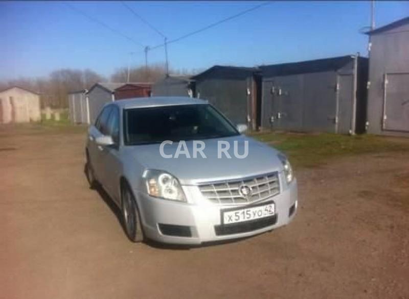 Cadillac BLS, Белово