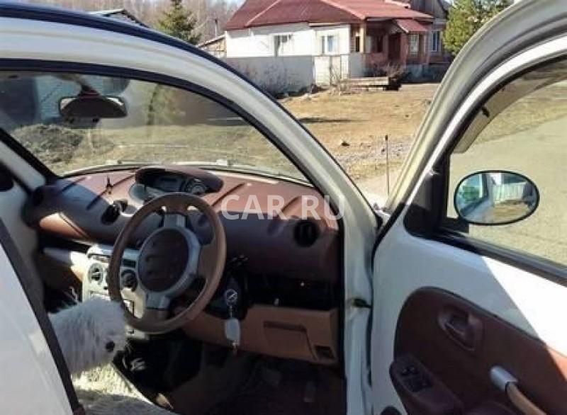 Toyota WiLL Vi, Ачинск