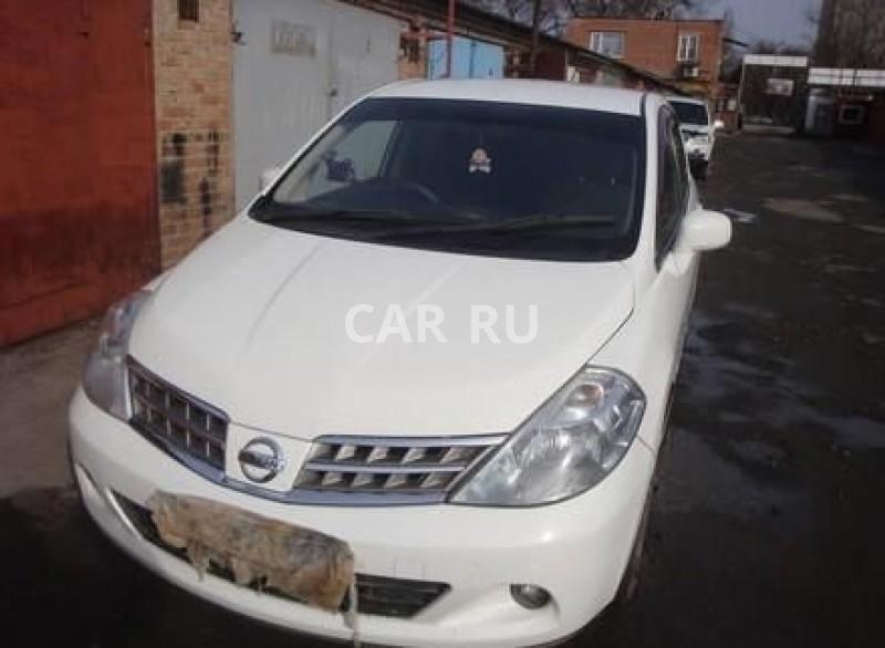 Nissan Tiida Latio, Азов