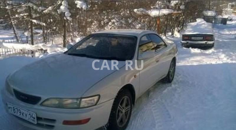Toyota Carina ED, Айхал