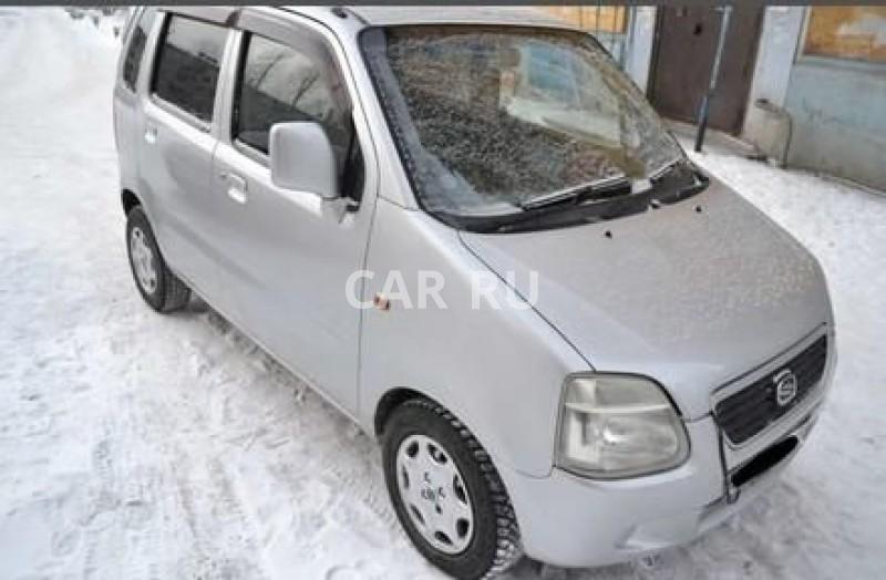 Suzuki Solio, Ангарск