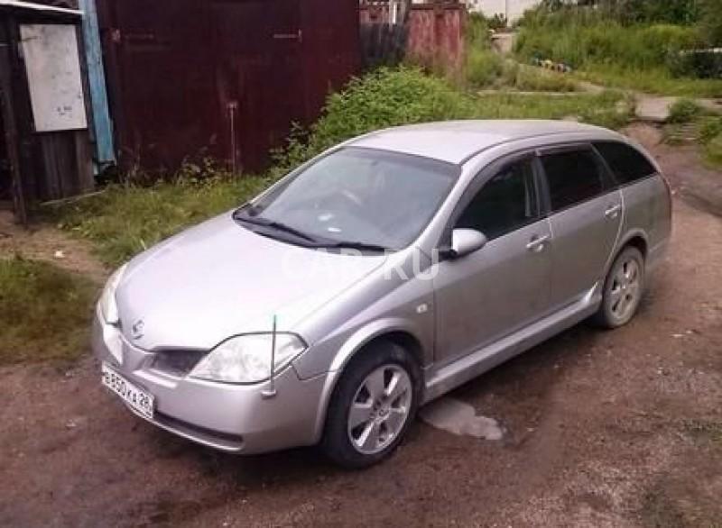 Nissan Primera, Архара