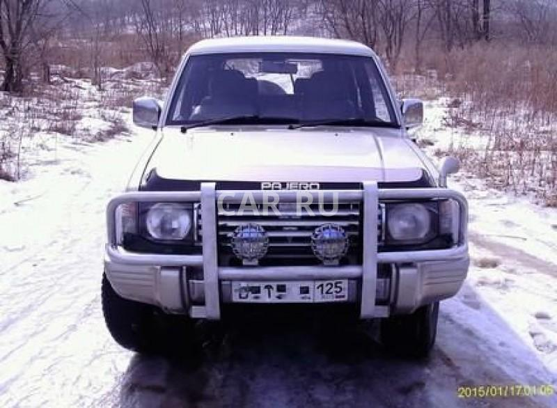 Mitsubishi Pajero, Барабаш
