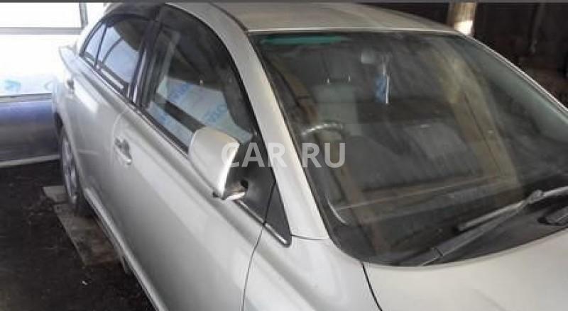 Toyota Avensis, Алтайское