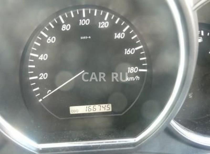 Toyota Harrier, Барнаул