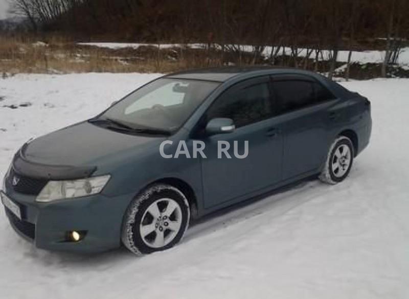 Toyota Allion, Артём