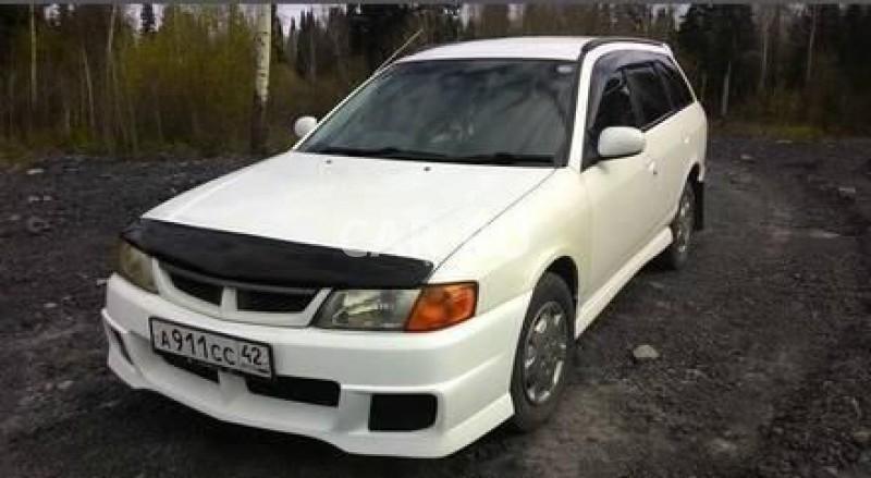Nissan Wingroad, Анжеро-Судженск