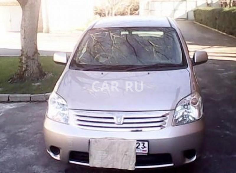 Toyota Raum, Армавир
