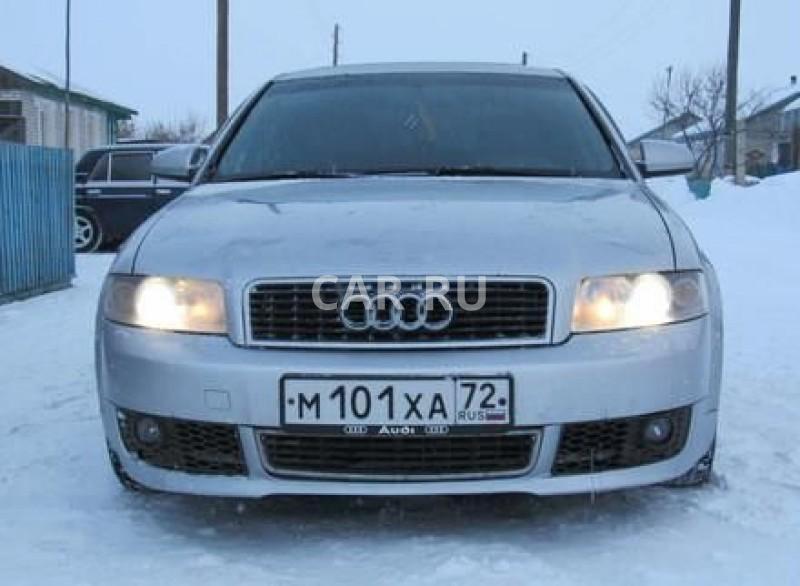 Audi A4, Альменево