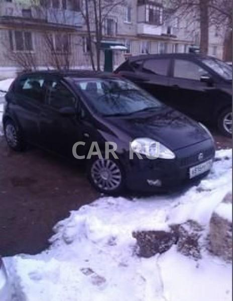 Fiat Punto, Александров