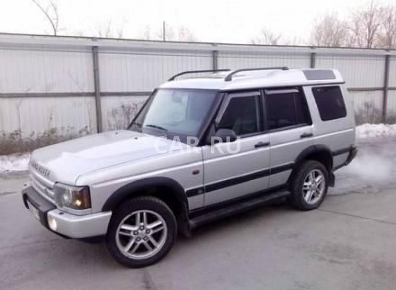 Land Rover Discovery, Артём