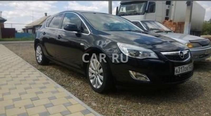 Opel Astra, Белая Глина