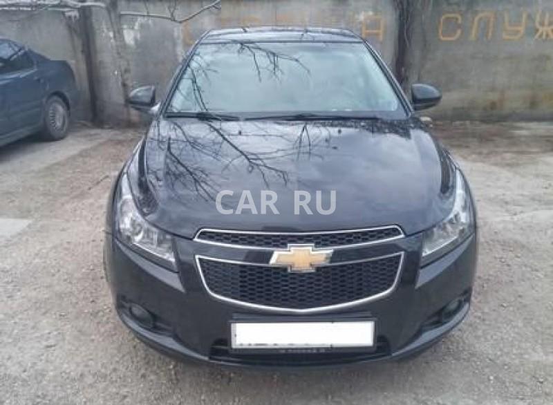 Chevrolet Cruze, Бахчисарай