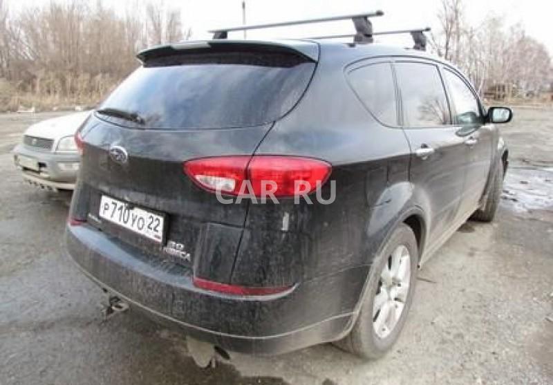 Subaru Tribeca, Барнаул