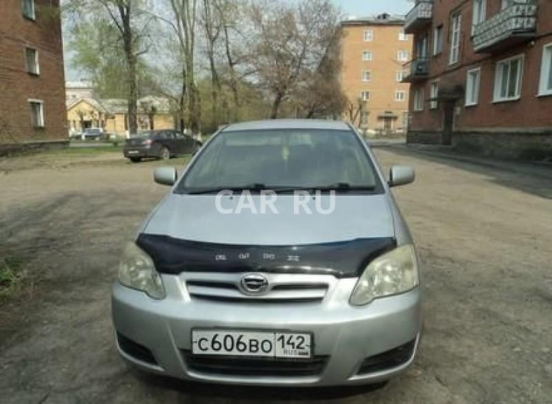 Toyota Corolla Runx, Белово