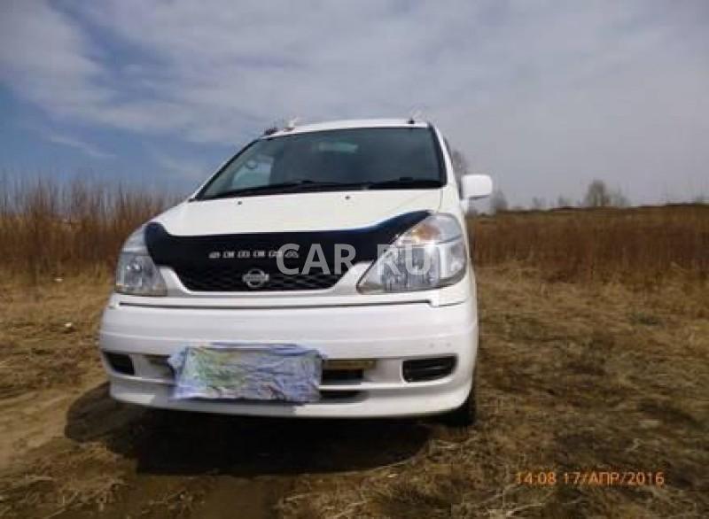 Nissan Serena, Амурск